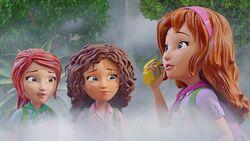 Friends of the Jungle Andrea, Mia and Olivia