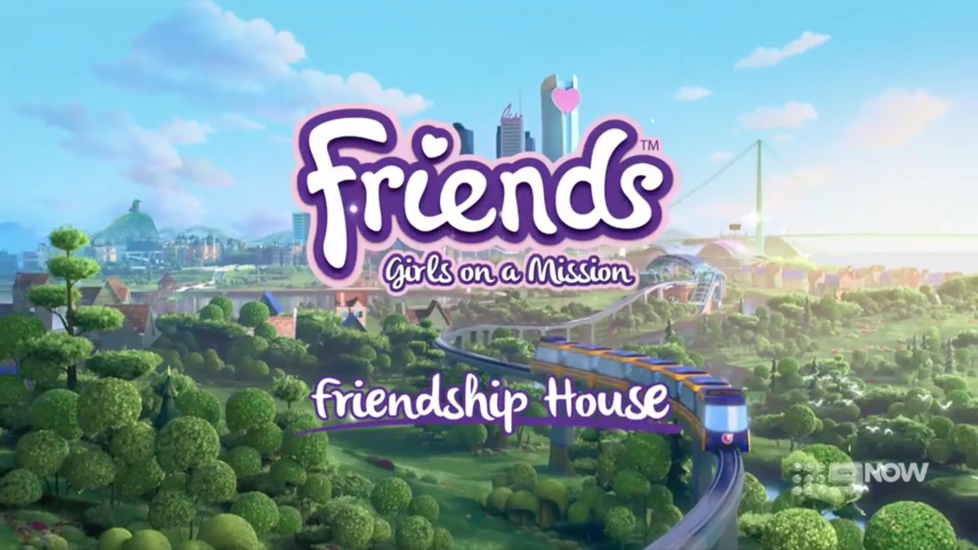 Friendship House Lego Friends Wiki Fandom Powered By Wikia