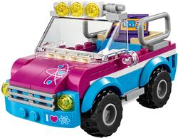 Olivia's Exploration Car 1