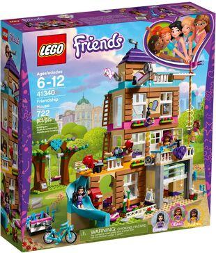 Friendship House 41340 Lego Friends Wiki Fandom Powered By Wikia