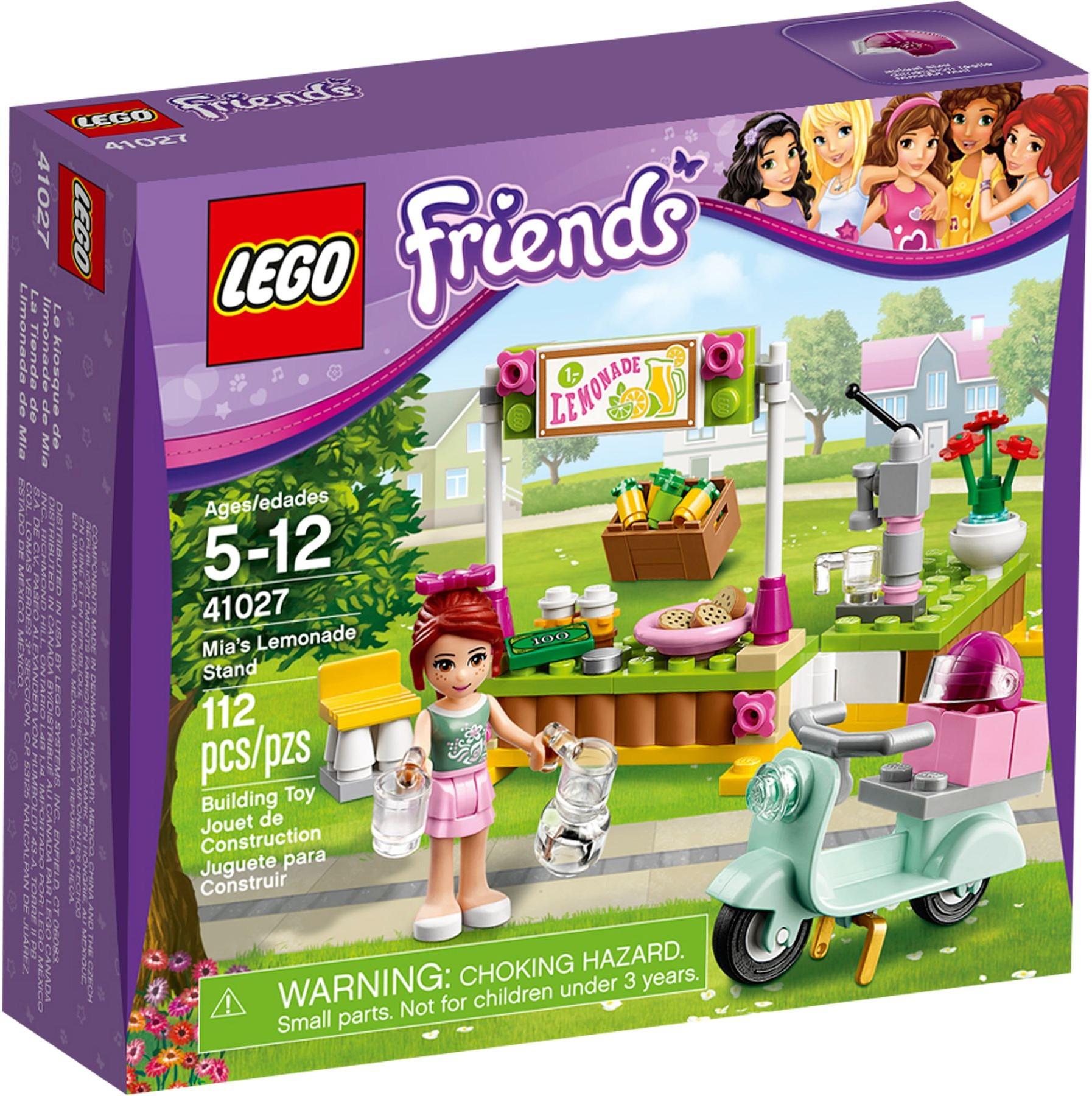 Mia S Lemonade Stand 41027 Lego Friends Wiki Fandom