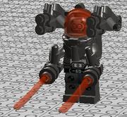Dark Nebula Armored Multi-Purpose Drone