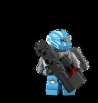 Sidekick blue