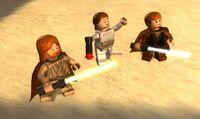 Batalla Jedi