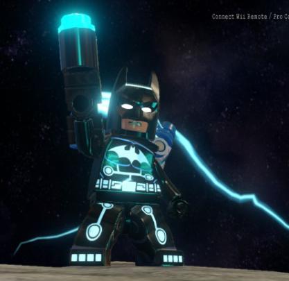 Batman (Electricity Suit) | LEGO Games Wiki | FANDOM ...