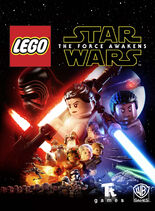 Lego star wars the force aweakens