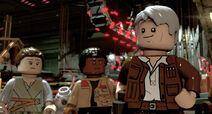 Lego Star Wars slider