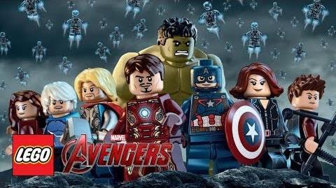 Lego Marvel Avengers Gameplay Walkthrough Part 1