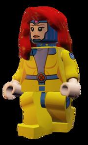 Lego JeanGrey