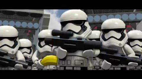 LEGO® Star Wars The Force Awakens Gameplay Reveal Trailer 2