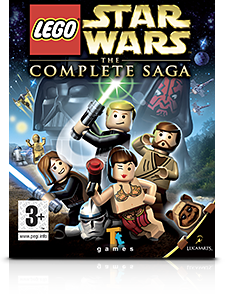 Categorylego Star Wars The Complete Saga Images Lego Games Wiki