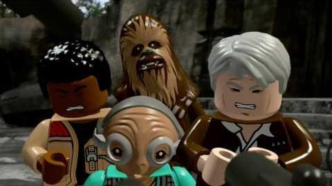 LEGO Star Wars - El Desperta de la Fuerza Tráiler en castellano E3 2016