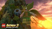 Hawkman LEGO Batman 3