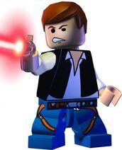 Han Solo Lego