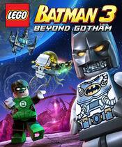 Lego Batman 3 cover