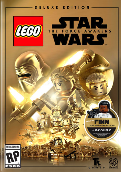 LEGO Star Wars: The Force Awakens | LEGO Games Wiki | FANDOM powered ...