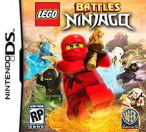Lego Battles - Ninjago Coverart