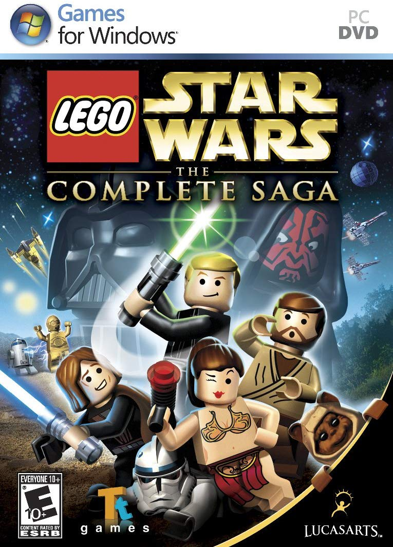 Category Lego Star Wars The Complete Saga Images Lego