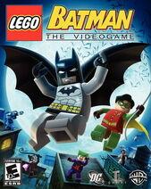 Lego batman portada
