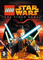Lego Star Wars The Videogame cover