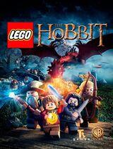 Portada de lego el hobbit