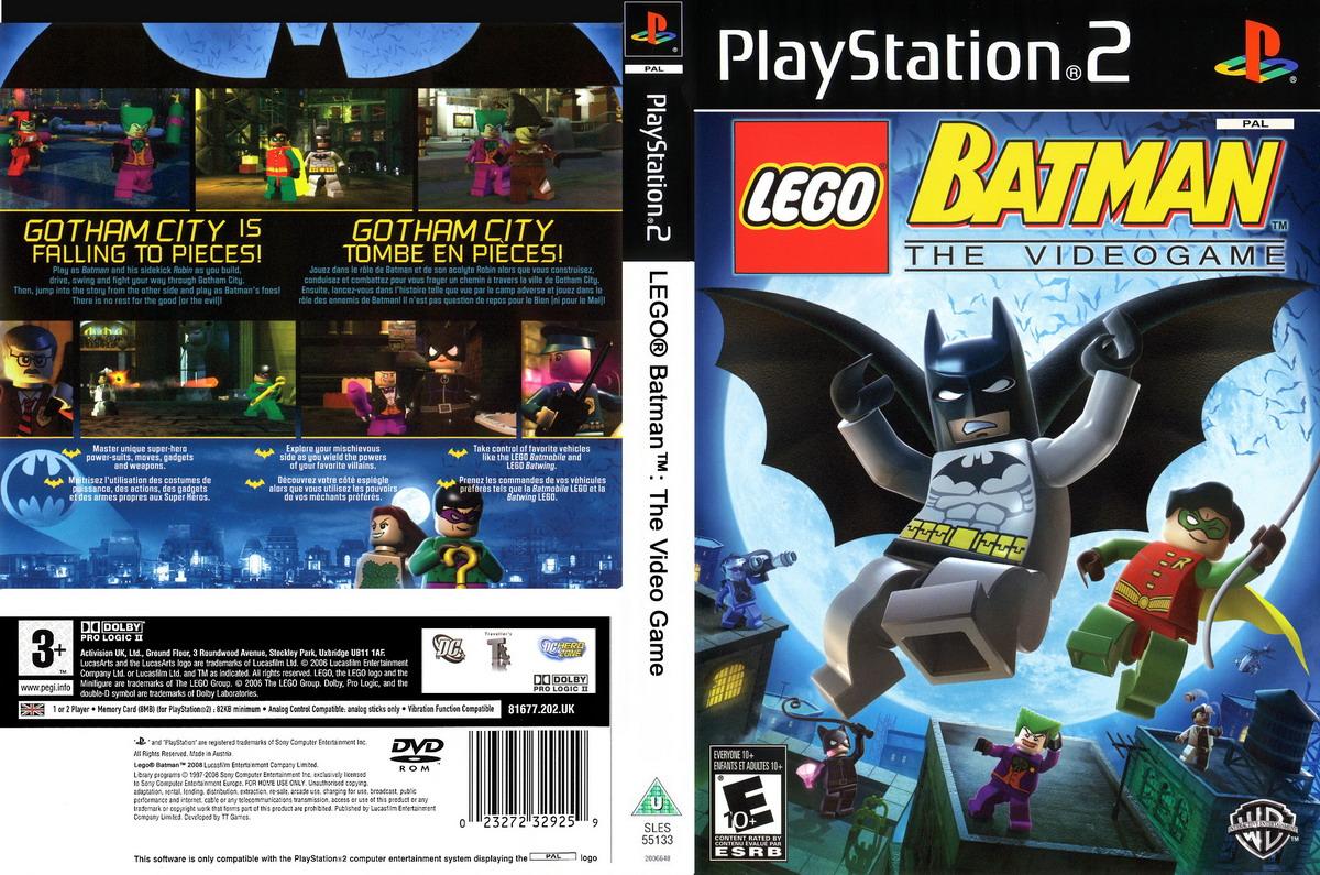 LEGO Batman: The Videogame | LEGO Games Wiki | FANDOM ...