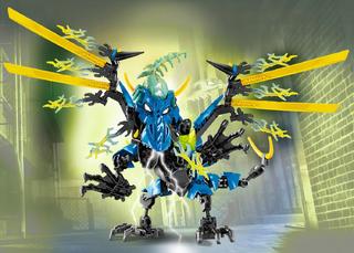 Dragon Bolt Set 1