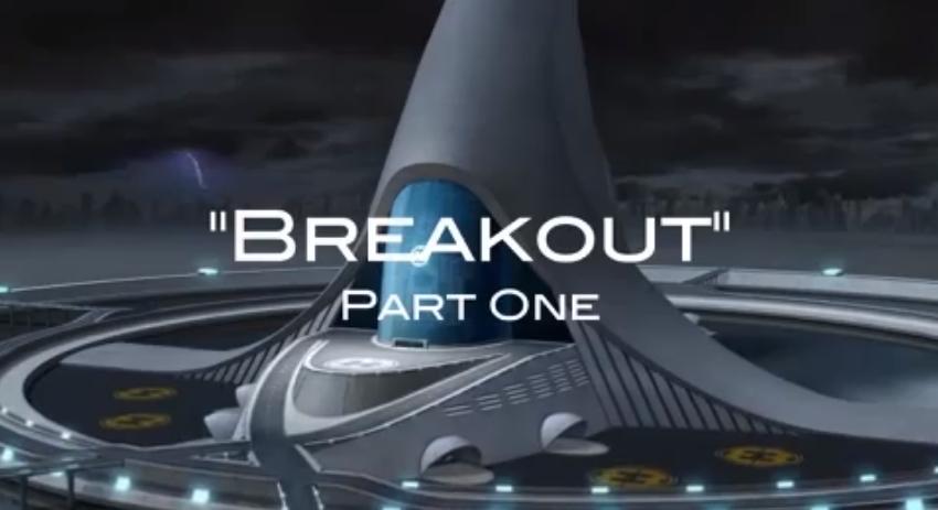 Odcinek 8 Breakout Wielka Ucieczka Część I Lego Hero Factory