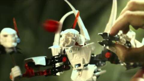 Film Lego Hero Factory Rocka Vs Witch Doctor Lego Hero