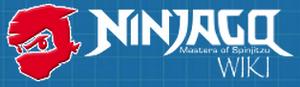 LEGO Ninjago Wiki Wordmark