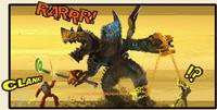Bohaterowie kontra Bestia Splitter Komiks 1