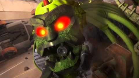Film LEGO Hero Factory pt. Atak Mózgów - Pełna wersja, 22 minuty!