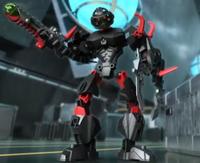 Core Hunter CGI