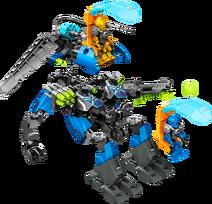 44028 Surge & Rocka Combat Machine Alt 3