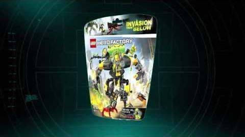 LEGO Hero Factory 44022 EVO XL HD