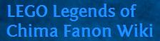 LEGO Legends of Chima Fanon Wiki Wordmark