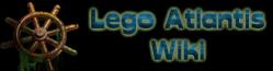 LEGO Atlantis Wiki Wordmark