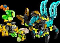 44029 Queen Beast vs Furno, Evo & Stormer Alt 2