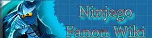 LEGO Ninjago Fanon Wiki Wordmark
