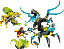 44029 Queen Beast vs Furno, Evo & Stormer