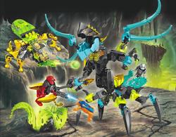 Queen Beast vs Furno, Evo & Stormer Set