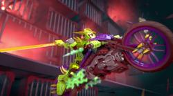 Speeda Demon Animacja