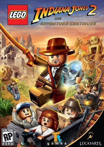 Lego Indiana Jones 2 The Adventure Continues Lego Indiana Jones