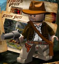Indiana Jones (Gun)
