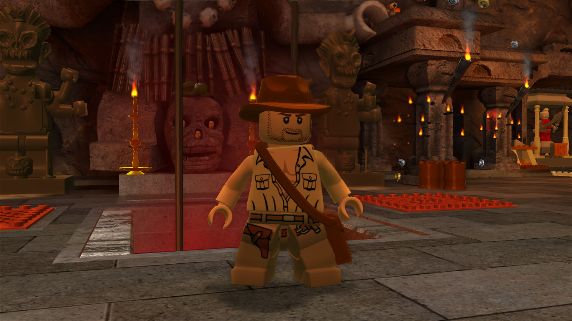 Indiana Jones and the Temple of Doom | Lego Indiana Jones