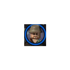 indiana jones (army disguise)