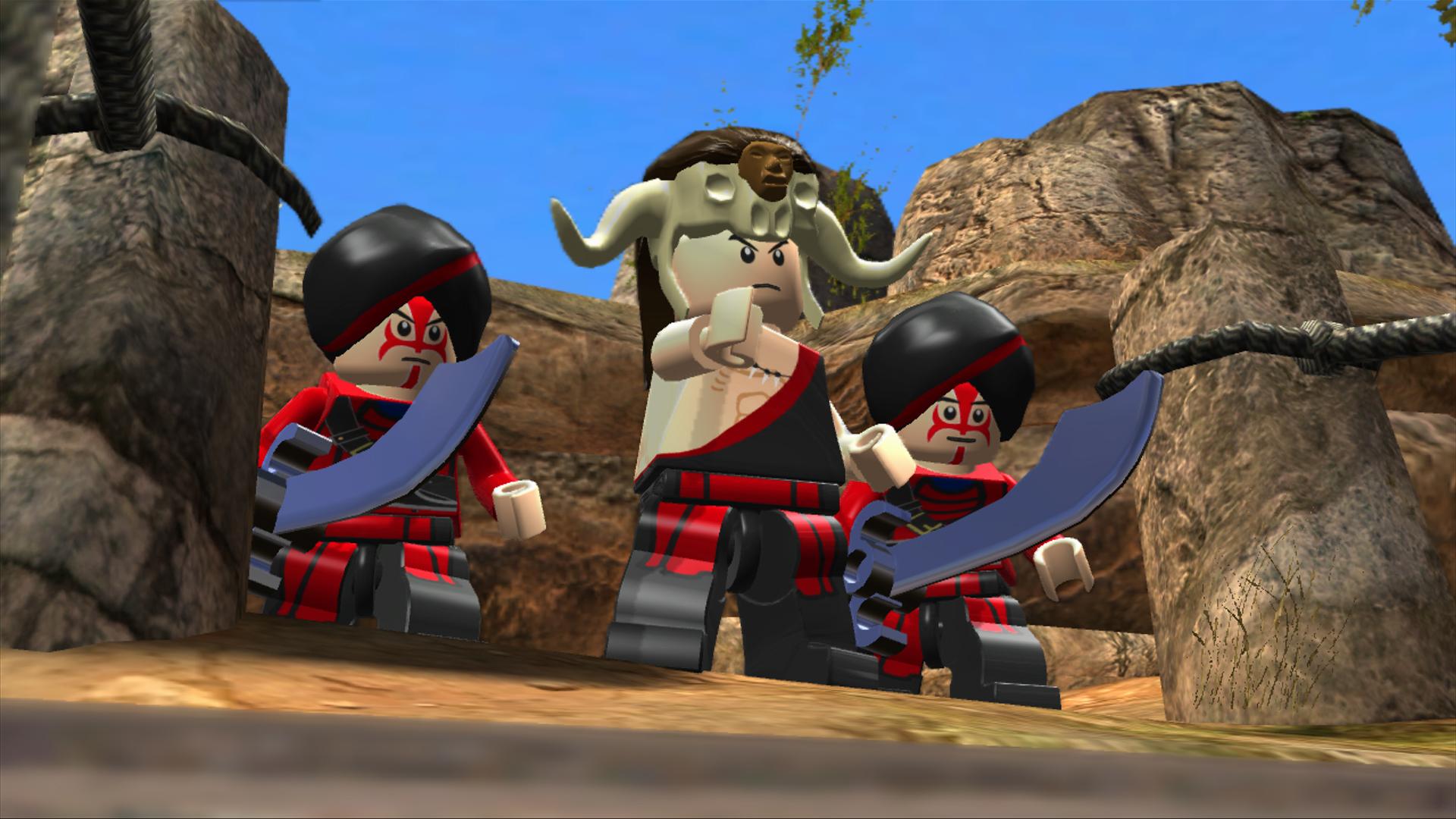download game lego indiana jones the original adventures psp