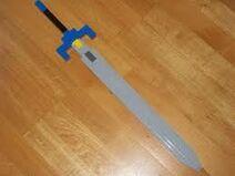 Basic master sword