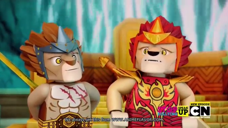 The King Thing | LEGO Legends of Chima Wiki | FANDOM ...