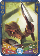 Jaba Weapon card